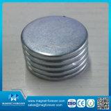 Magneet van de Magneet van het Neodymium van de zeldzame aarde de Permanente N42