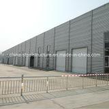 Almacén caliente y taller de la estructura de acero de la venta con bajo costo