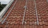 태양 전지판 설치를 위한 스테인리스 지붕 훅