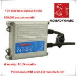 12V 35W dimagriscono la reattanza AC/DC, lavoro NASCOSTO della reattanza del xeno NASCOSTO reattanza con la lampada NASCOSTA