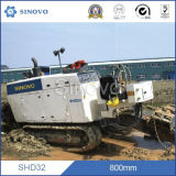 Perforatrice orizzontale di controllo del PLC della costruzione stridente di Trenchless
