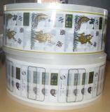 Microwaveable 액체 약초를 위한 플라스틱 패킹 부대