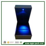 Boîte à bijoux en cuir acrylique design neuf