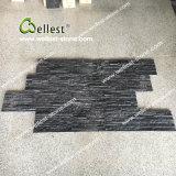 Type de marbre noir de Nero Marquina pierre de culture pour le décor d'intérieur