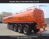 De grote Aanhangwagen van de Tanker van de Vrachtwagen van de Brandstof van het Volume 50000L Semi of van de Tanker van de Brandstof met As 3
