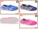 chaussures de toile de dames (SD6203)