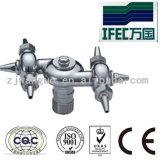 Продетый нитку роторный шарик чистки (IFEC-CB100003)