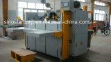 Máquina de costura semiautomática serva doble de alta velocidad de la caja de cartón