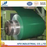 La bobine de couleur a employé la tôle d'acier ridée 16 par mesures