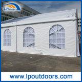 Передвижной прозрачный шатер выставки автомобиля с деревянным полом
