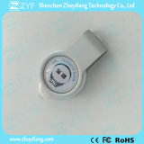 Metal Round Rotate USB Flash Drive com luz LED (ZYF1753)