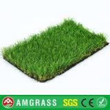 PET Material-und Gras-Art-künstlicher Rasen für Dekor mit konkurrierendem Fabrik-Preis