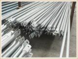 Q235鋼鉄足場円形の管の波カッコ