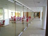 Sistema di vetro mobile del muro divisorio dell'ufficio