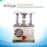 De kleine Hydraulische Plooiende Machine van de Cel van het Muntstuk voor het Verzegelen van Gevallen Cr2016 Cr2025 Cr2032