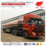 OIN ccc 40000L approuvé - remorque de camion-citerne d'essence de l'alliage 60000L d'aluminium