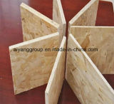 Carb Certificate를 가진 장식적인 OSB (Oriented Strand Board)