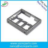Часть CNC алюминиевой части запасной части Lathe высокой эффективности анодированная подвергая механической обработке
