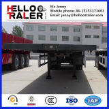 40FT Behälter-LKW-Schlussteil für Verkauf