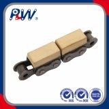 corrente de borracha do rolo do transporte 16b-G1
