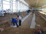 Atelier préfabriqué de constructions en métal