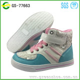 A forma nova calç a sapata confortável do miúdo das meninas
