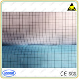ESDファブリック伝導性ファブリック99% Polyester+1%伝導性のファイバー