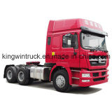 6X4 de DrijfVrachtwagen van de Tractor van het Type HOWO