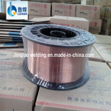 Best Priceの銅のCoated MIG Solid CO2 Welding Wire Er70s-6
