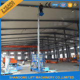 Maintenance를 위한 이동할 수 있는 Man Lift Platform