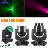 indicatore luminoso capo mobile del mini dell'ape 7X15W fascio dell'occhio LED con lo zoom