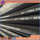 tubo flessibile di gomma nero Braided dell'olio del filo di acciaio 2sn