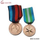 Medaglia su ordinazione della polizia della stella di Benue del fiume della Nigeria (LM1015)
