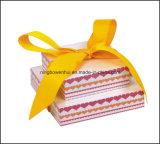 Cube personnalisé en note estampé par logo pour les cadeaux promotionnels