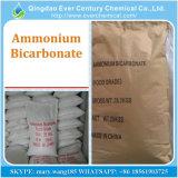 Bicarbonato dell'ammonio del commestibile come agente di rigonfiamento