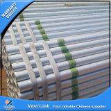 Cercar el tubo con barandilla de acero pre galvanizado