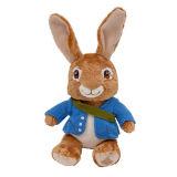 Os animais bonitos por atacado encheram o brinquedo longo do luxuoso do coelho dos pés do brinquedo macio