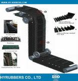 Prix ondulé de bande de conveyeur de Manafacture de bande de conveyeur de flanc