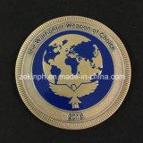 중국 제조 싼 금속 동전에서