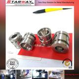 Peça de máquinas de aço inoxidável Usinagem por fundição de precisão