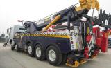 Carro del retiro de la barricada del camión de auxilio 370HP de Sinotruk 50t