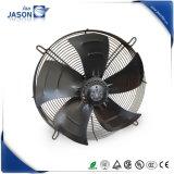 monofásico 3200 de 220V 60Hz ventilador axial de la velocidad de 4300 revoluciones por minuto de M3/H 1640 para los cambiadores de calor
