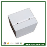 記憶のためのカスタマイズされた作られた白い木箱