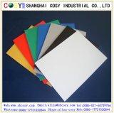 Precio de fábrica rígido de la tarjeta 1.22*2.44 de la espuma del PVC