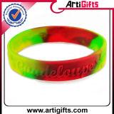 Wristband de borracha do silicone do molde do elastómetro