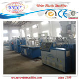 WPC PVC生態学的なプロフィールの放出機械