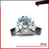 Projeto da modelagem por injeção de encaixe de tubulação do cotovelo/curvatura
