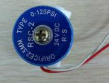 elettrovalvola a solenoide del cilindro di acqua d'alimentazione 24V per purificazione di acqua del RO