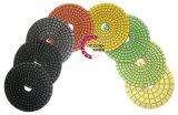 Полировка Pad для обработки камня линии делать Griding, Отделочные и полировка