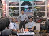 Покрышка мотоцикла изготовлений Qingdao и бутиловый Ios CCC 4.00-8 внутренней пробки самый лучший высокомарочный